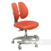 Чехол для кресла FunDesk Primo (Цвет товара:Оранжевый)