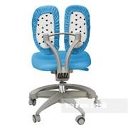 Чехол для кресла FunDesk Primo (Цвет товара:Голубой)