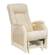 Кресло для кормления Milli Joy (Цвет обивки:Verona Vanila, Цвет каркаса:Дуб шампань, Материал спинки, сиденья:Ткань - ткань)
