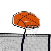 Баскетбольный щит UNIX line SUPREME (Цвет товара:Оранжевый)