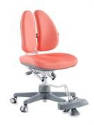 Детское кресло TCT Nanotec Duoback Chair с подставкой для ног (коралловый)