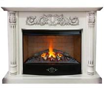 Камин RealFlame Salford 33 WT с FireStar 33 3D (Цвет товара:Светлый)