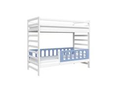 Кровать детская Domus Mia Royal Gamma (Цвет товара:Голубой)