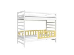 Кровать детская Domus Mia Royal Gamma (Цвет товара:Желтый)