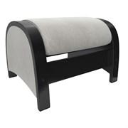 Пуф-глайдер Модель Balance 2 (Цвет каркаса:Венге, Цвет товара:Серый)