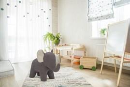 Пуф Leset Elephant (Цвет товара:Коричневый)