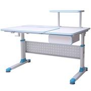 Парта-трансформер Rifforma Comfort-34 (голубой)