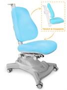 Кресло Mealux Onyx Mobi (Y-418) (Голубой)