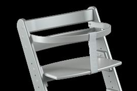 Жесткий ограничитель для стула Конёк Горбунек  Комфорт (Серый металлик)