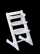 Комплект растущий стул и жесткий ограничитель Конёк Горбунёк Комфорт  (Белый)