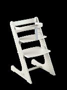 Комплект растущий стул и жесткий ограничитель Конёк Горбунёк Комфорт  (Слоновая кость)