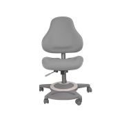 Подростковое кресло для дома Fun Desk Bravo (Серый)
