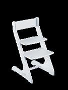 Детский растущий стул Конёк Горбунёк Стандарт  (Белый)