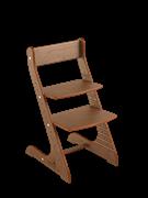Детский растущий стул Конёк Горбунёк Стандарт  (Орех)