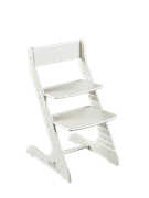 Детский растущий стул Конёк Горбунёк Стандарт  (Слоновая кость)