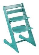Детский растущий стул Конёк Горбунёк Комфорт (Лазурный)