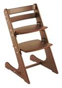 Детский растущий стул Конёк Горбунёк Комфорт (Орех)