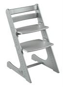 Детский растущий стул Конёк Горбунёк Комфорт (Серый металлик)