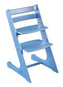 Детский растущий стул Конёк Горбунёк Комфорт (Синий)