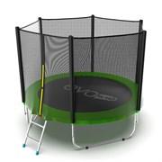 Батут EVO JUMP External 8ft (Зеленый)
