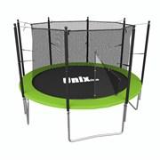 Батут UNIX line Simple 8 ft (inside) (Зеленый)