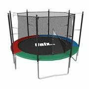 Батут UNIX line Simple 8 ft (inside) (Цветной)