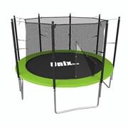 Батут UNIX line Simple 12 ft (inside) (Зеленый)