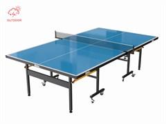 Всепогодный теннисный стол UNIX line outdoor 6mm (Синий)