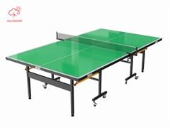 Всепогодный теннисный стол UNIX line outdoor 6mm (Зеленый)