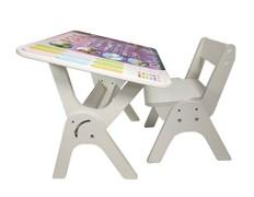 """Детский растущий стол-парта и стул Я САМ """"Умка"""" (Фея)"""