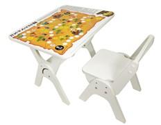 """Детский растущий стол-парта и стул Я САМ """"Умка"""" (Игра пират)"""